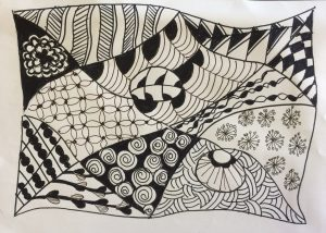 Who has caught the Zentangle bug? - Conquest ArtEnriching